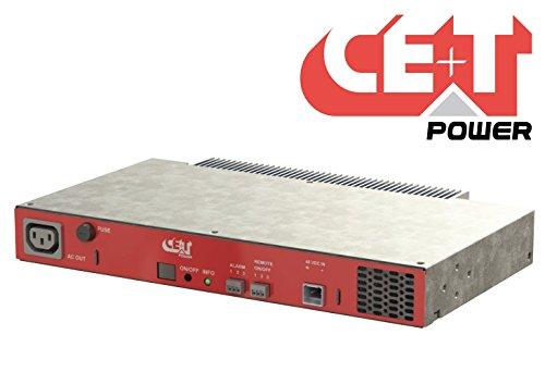 Wechselrichter 1 kVA – 48V > 230V – CE+T Power
