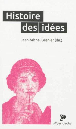 Histoire des idées