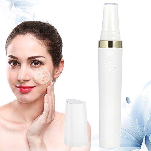 Akne-maschine (Akne Entferner Pen, ZJchao Tragbar Anti-Akne Fehler Altersflecken Freckles Melasma & Pore Minimierung Hyperpigmentierung Gesichtshaut Akne-Narben Reparatur-Maschine)