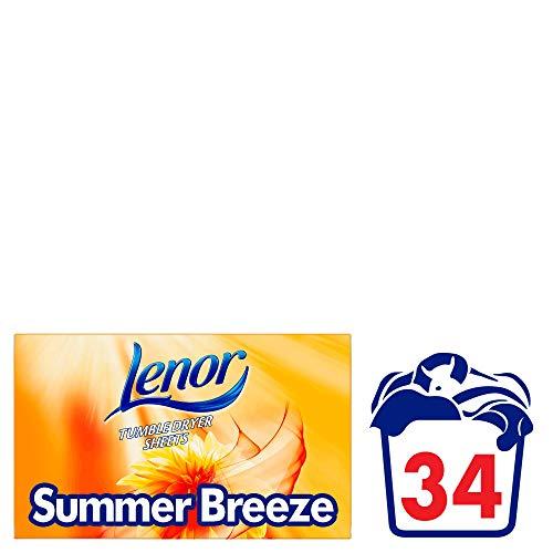 Lenor Summer Breeze Tumble Dryer Sheets