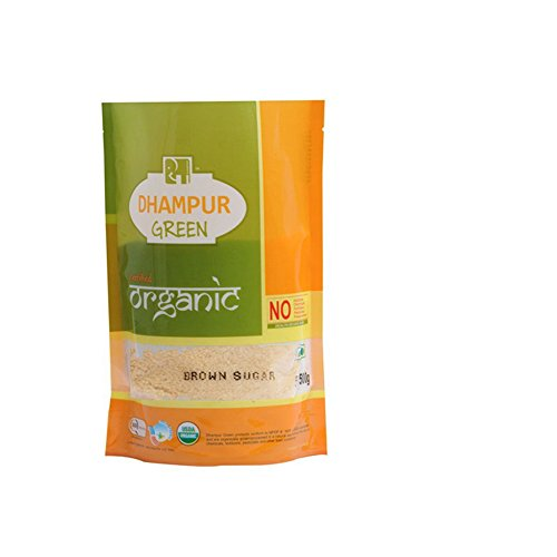 Dhampure Speciality Green Organic Brown Sugar (500g)