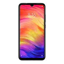 Xiaomi Redmi Note 7 Dual SIM - 64GB, 4GB RAM, 4G LTE, Black - International Version
