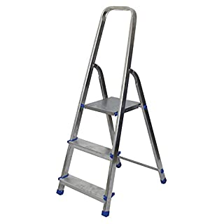 Abbey Aluminium Platform Step Ladder 3 Tread
