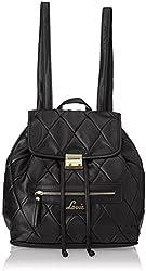 Lavie Womens Satinbirds Handbag (Black)