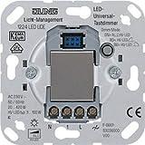 Jung 1224 UDE LED-Universal-Tastdimmer