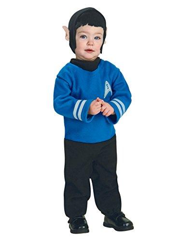 Spock Star Trek Kostüm Baby ()
