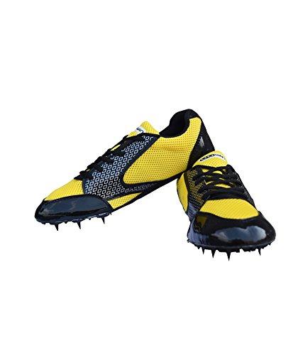 Gowin-Stallion-Running-Spikes-Shoe-BlackYellow