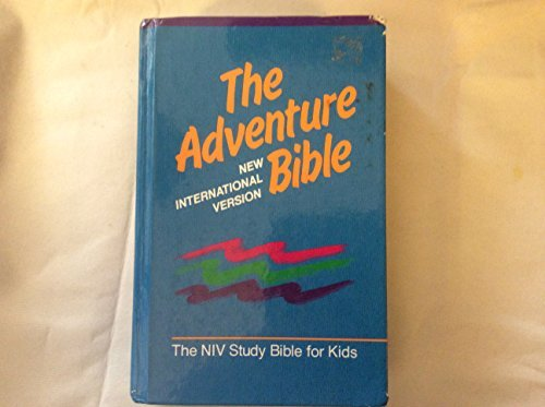 Zondervan Publishers (The Adventure Bible: New International Version by Zondervan Bible Publishers (1989-08-01))