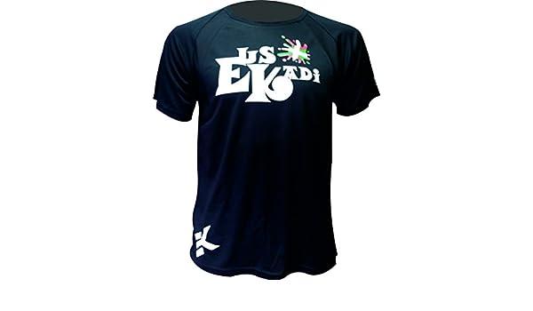 Tr/ès Respirant et l/éger Athl/étisme et Sports de Plage ekeko Euskadi 2018/Maillot de Course pour Le T-Shirt Courir Running T-Shirt Basques Pays