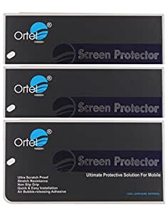 Pack Of 3 Ortel Screen Guard For Micromax A76 Canvas Fun
