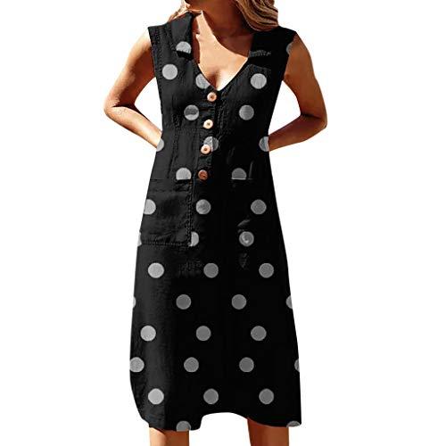 XuxMim Damen Kleid Abendkleid Schulterfreies Cocktailkleid Jerseykleid Skaterkleid Knielang Elegant Festlich Asymmetrisches Partykleid(Schwarz-1,Large)