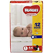HUGGIES Snug & Dry: Complete Guide on HUGGIES Snug & Dry Diapers, Size 1
