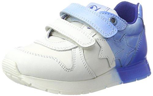Naturino Jungen Parker Vl Sneaker Mehrfarbig (Hellblau)