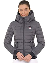 22c91b350caabc SPOOKS Damen Jacke, Leichte Damenjacke mit Kragen, Herbstjacke - Jana Jacket  XS-XL