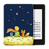 HLCBHT Kindle Paperwhite4-Hülle Kleiner Prinz 10. Generation 6-Zoll-E-Book-Reader-Hülle Schlanke Kpw4-Holster Fallschutzhülle