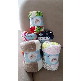 Baby Babydecke Decke Blanket 75 x 100cm 100% Polyester verschiedene Motive