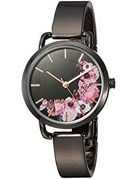 Nine West Damen-Armbanduhr NW/2043GNGN