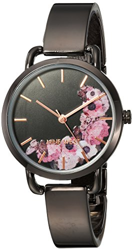 Nine West Damen-Armbanduhr NW/2043GNGN