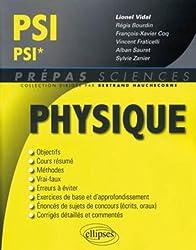 Physique PSI-PSI*