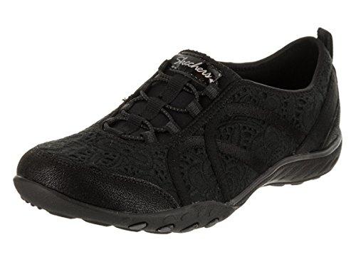 Skechers Women's Breathe Easy - Elegant Glow Slip-On Shoe