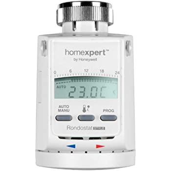 Homexpert by Honeywell programmierbarer Heizkörperregler HR20-Style Rondostat programmierbarer Heizkörperregler