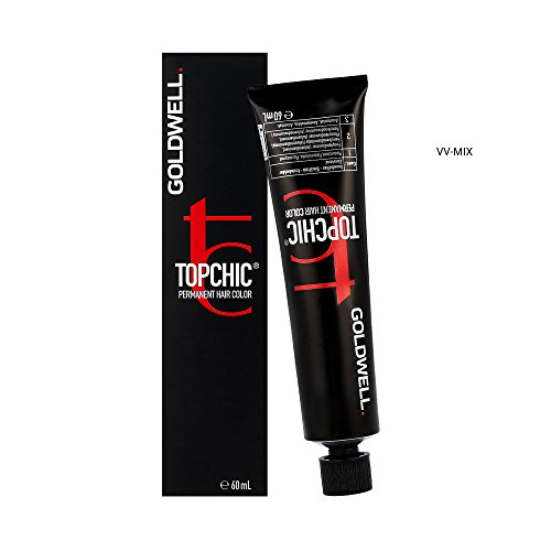 Goldwell Topchic Professional Hair Color (2.1 oz. tube) - VV-MIX by Goldwell - Vv-mix
