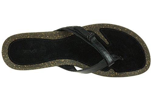 Teva Ventura Thong outdoor sport sandals black schwarz