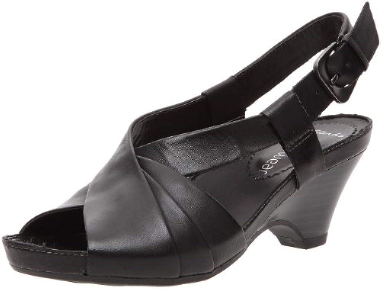 Clarks - Sandali alla alla alla moda, nero (nero (nero)), 37.5 | riparazione  | Uomo/Donna Scarpa  d4dd4d