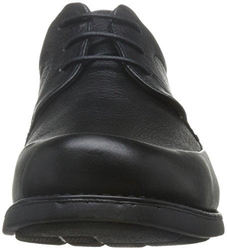Anatomic Gel  AnatomicGel New Recife Black, Chaussures de ville à lacets pour homme Noir Noir Noir