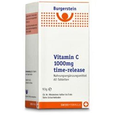 Release 60 Tabletten (Vitamin C 1000mg time-release (60 Tabletten))