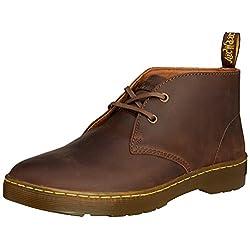 dr. martens cabrillo crazy horse gaucho, men's desert boots, brown (gaucho), 10 uk (45 eu) - 41jGUdjnbeL - Dr. Martens CABRILLO Crazy Horse GAUCHO, Men's Desert Boots, Brown (gaucho), 10 UK (45 EU)