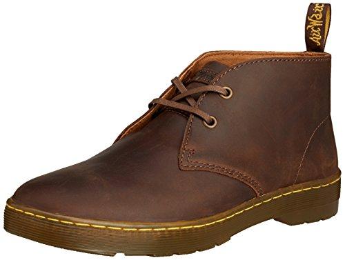 Dr. Martens - Cabrillo Crazy Horse Gaucho, Desert Boots Sfoderati da uomo, Marrone (Brown (gaucho)), 42