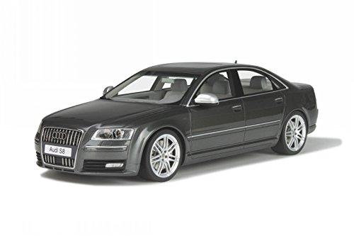 Audi A8 S8 D3 grau Modellauto OT205 Otto 1:18 (S8 Audi Modell)