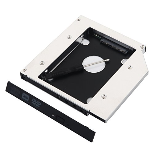 rive HDD SSD Caddy Adapter für Dell Inspiron 1464 1545 1546 1564 1764 ()