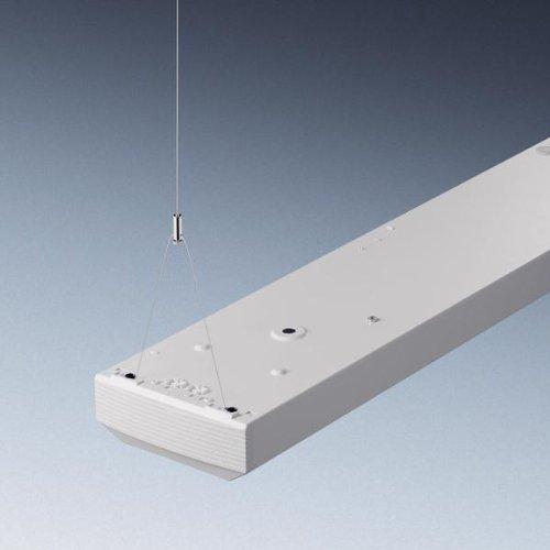 Trilux Seilaufhängung ZST/1000 2-Punkt Y-Form1000mm LUCEO Mechanisches Zubehör für Leuchten 4018242147304
