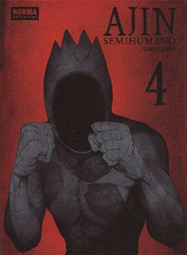 Ajin (Semihumano) 4 por Gamon Sakurai