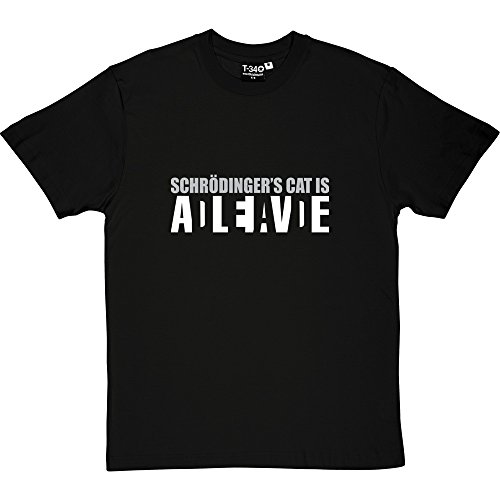 Di schroedinger Cat is Alive/Dead T-Shirt