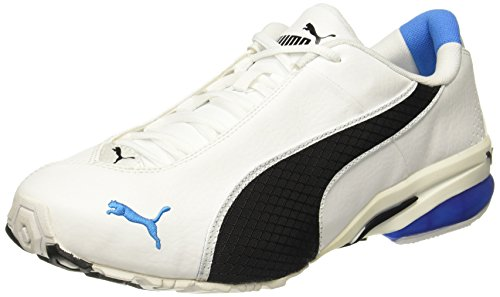 Puma Jago Ripstop White Running Shoes