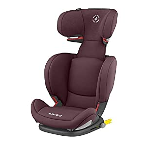Maxi-Cosi RodiFix AirProtect Child Car Seat, Isofix Booster Seat, Red, 15-36 kg   15