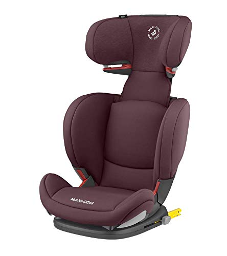 Maxi-Cosi RodiFix AirProtect Child Car Seat, Isofix Booster Seat, Red, 15-36 kg Maxi-Cosi Booster car seat for children from 15-36 kg (3.5 to 12 years) Grows along with your child thanks to the easy headrest and backrest adjustment from the top Patented air protect technology for extra protection of child's head 1