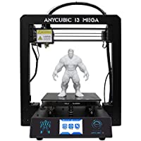 TRIGORILLA ANYCUBIC Maga 3D Printer All Metal Printing with Patented Ultrabase Heated Bed for 1.75mm Filament