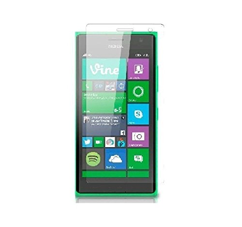 Azzil Tempered Glass 2.5 Curve Screen Protector for Nokia Lumia 730