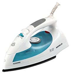 Havells Admire 1320-Watt Steam Iron (Blue)