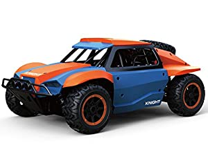 Amewi 22333Knight Dune Buggy 4WD 1: 18RTR Vehículo, Azul/Naranja