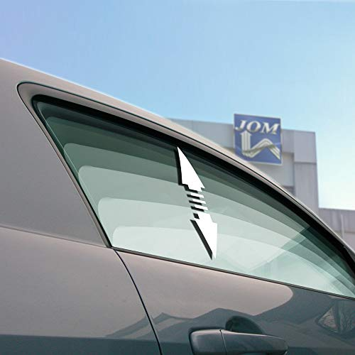JOM 7108 Elektrischer Fensterheber-Nachrüstkit, 2- türig