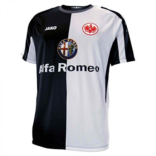 JAKO Eintracht Frankfurt Away Trikot 13/14 EF4213 152 schwarz/weiß
