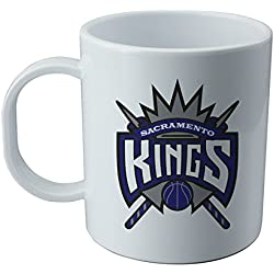 Taza y pegatina de Sacramento Kings - NBA