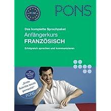 PONS Anfänger-Sprachkurs Französisch, Das komplette Sprachpaket