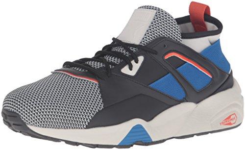Puma Chaussettes de b.o.g Tech elliptique Chaussures Glacier Gray-puma Blue