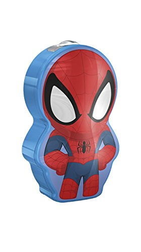 Lampe torche LED Marvel SpiderMan - Lampe enfant